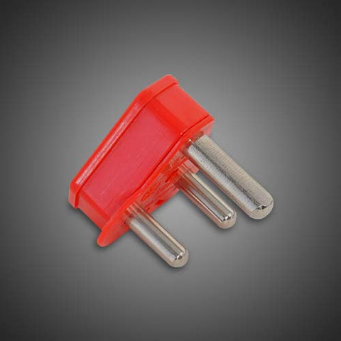 Plug Top Red Dedicated 16A