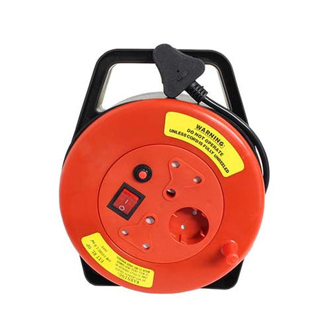 Selectrix Closed Reel Extension Cord 10M