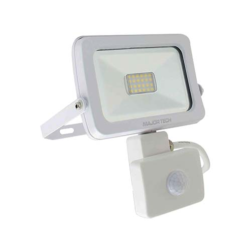 Major Tech LED PIR Floodlight 10W