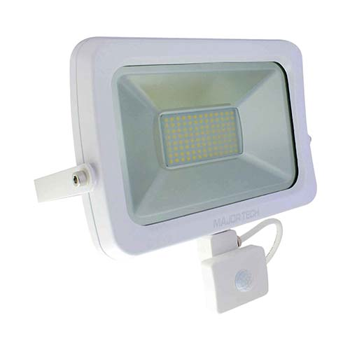 Major Tech LED PIR Floodlight 50W