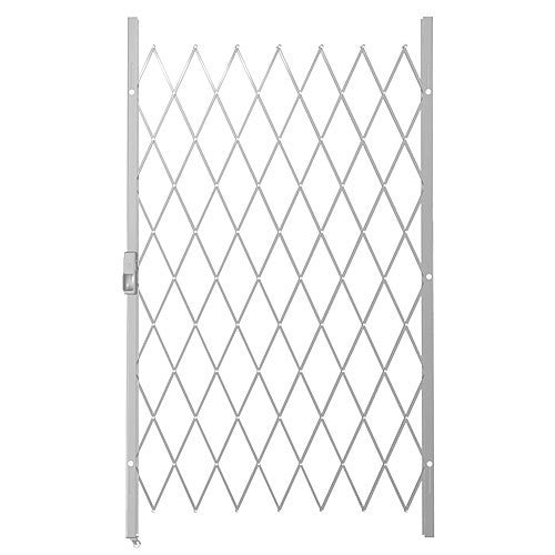 Xpanda Saftidor C Slamlock Security Gate 1150mm X 2000mm White
