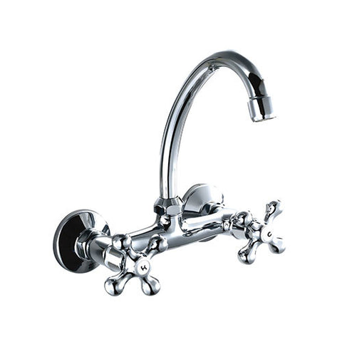 Comap Sigma Wall Mounted Kitchen Mixer