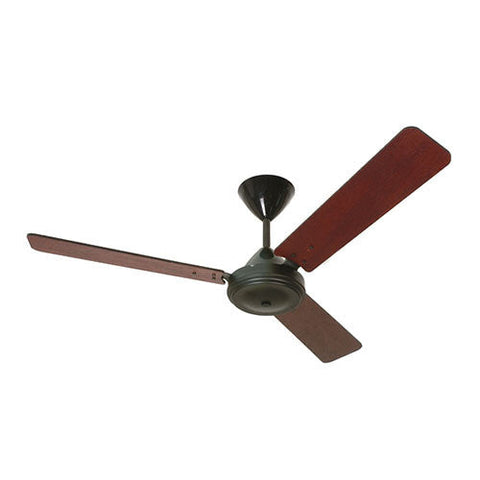 Solent High Breeze 3 Blade 1400 Mahogany With Light