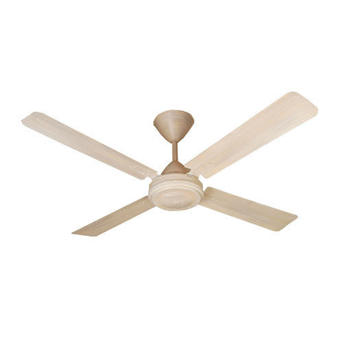 Solent High Breeze 4 Blade 1200 Ceiling Fan - Biscuit