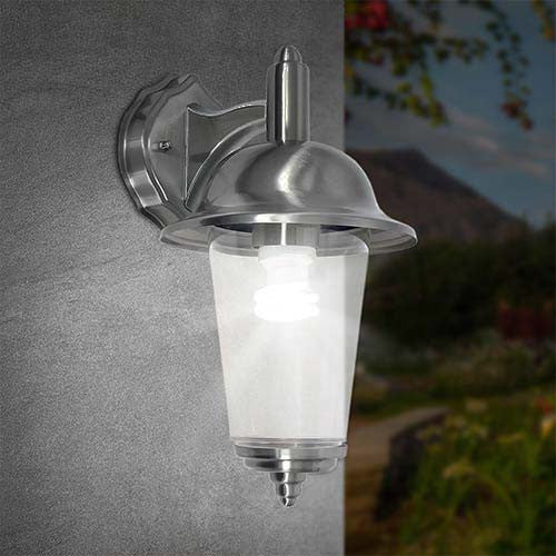 Bright Star Stainless Steel Wall Light