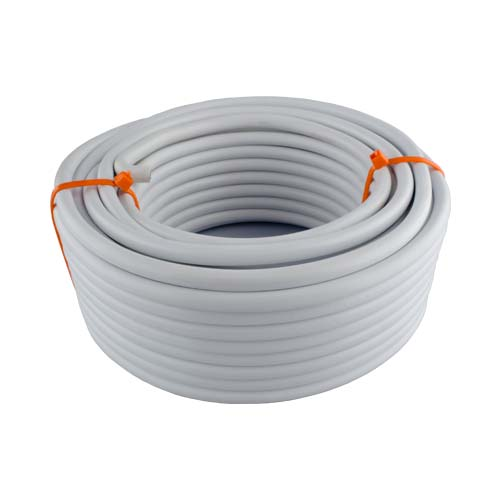 Surfix Cable 3 Core 4mm White 10 To 100M