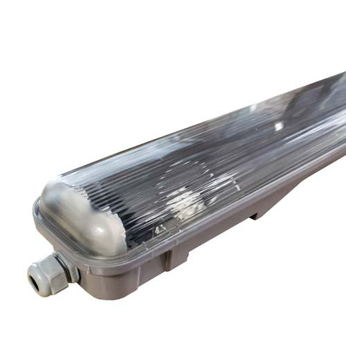 Genstar T8 Vapour proof LED Fitting 2x16W