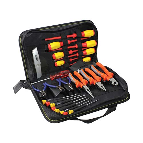 Major Tech Electricians Tool Kit.
