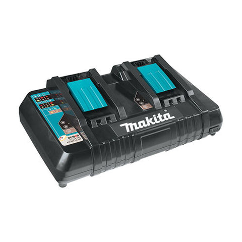 Makita 3.0Ah Two Port Multi Fast Charger DC18RD 18V