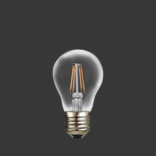 LED Filament Bulb E14 4W 350lm Warm White