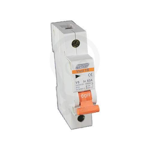 VETI IS - Single Pole Isolator Switch