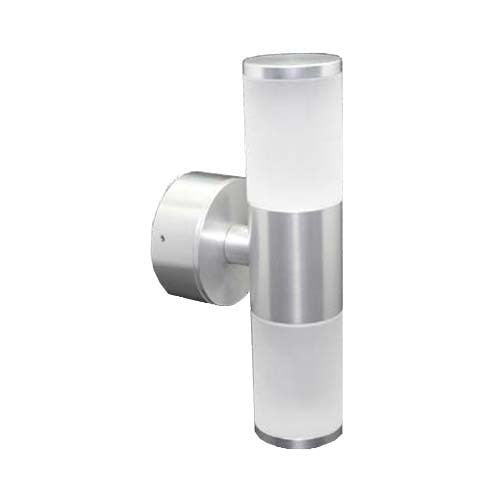 Major Tech Frosted Single Cylinder LED Wall Light 6W