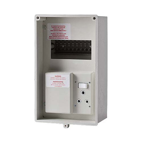 Allbro Samite E+N Bar Empty Pool Box 040-667