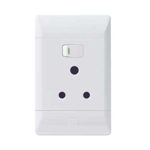Cbi Single Switched Socket Outlet 2