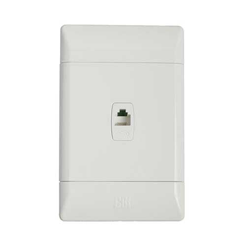 CBi PVC Telephone Socket T686-P