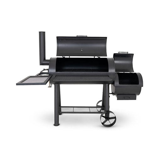 Megamaster Alpha Grill Smoker Offset Smoker Chimney