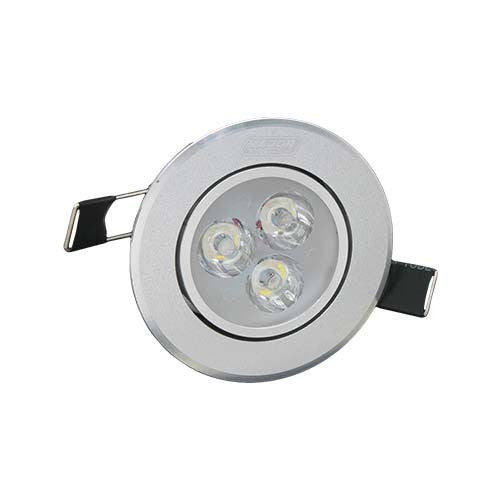 Major Tech LED Ceiling Downlight 3W C1S