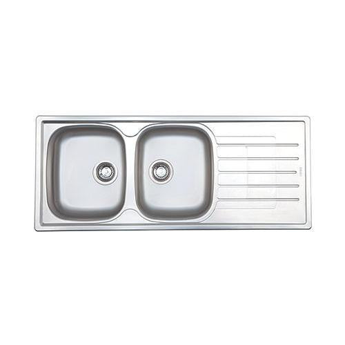 Franke Cascade Kitchen Sink Cdx621 120