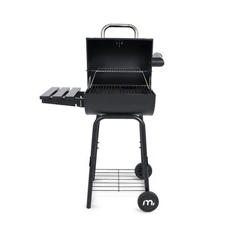 Megamaster Charlie Grill & Smoker with Chimney