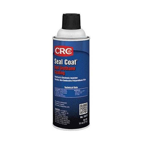 Crc Seal Coat Red Urethane Coating