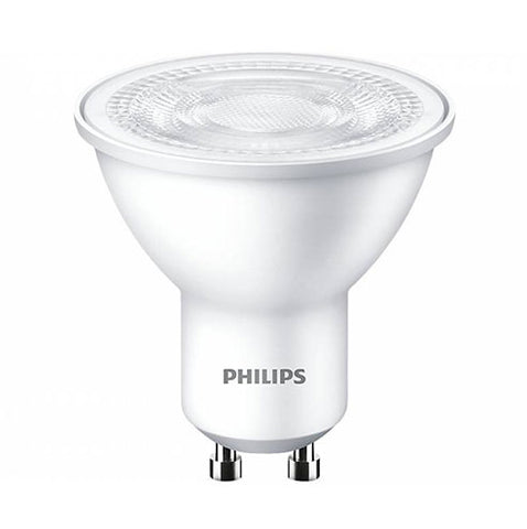 Philips EcoBright LED Bulb 50W Gu10 380lm Warm White