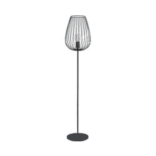 Eurolux Newtown Black Floor Light