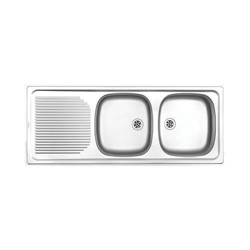 Franke Projectline Kitchen Sink Inset Drop In Pln621