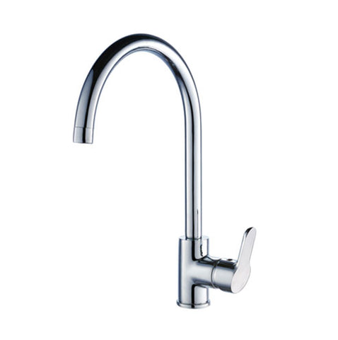 Lecico Neon Sink Mixer J Spout - Deck Mount