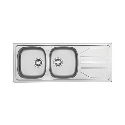 Franke Nouveau NVN621 Inset Kitchen Sink 1990002