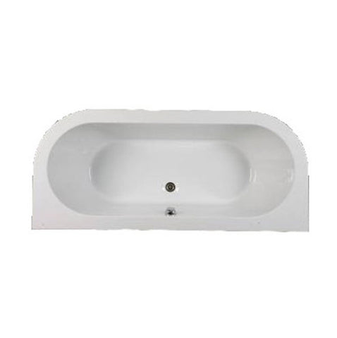 Libra Henley Arc Bath 1700mm