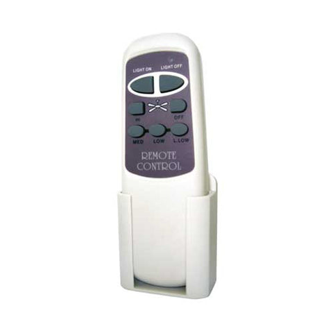 Solent 4 Speed Remote and Light On/Off | RemoteL4