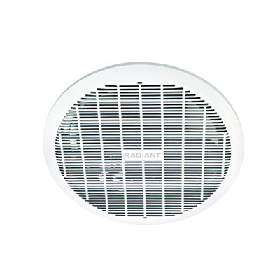 Round Ceiling Mount Extractor Fan