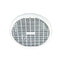 Radiant Lighting Round Ceiling Mount Extractor Fan