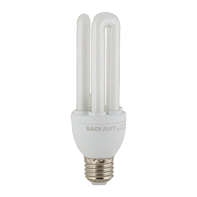 CFL Mini E27 20W 1080lm Cool White