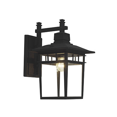 Dated Wall Light - Outdoor