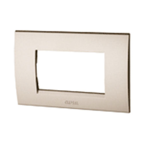 Schneider Electric  S3000 Standard Horizontal Cover Plate 50 X 100mm