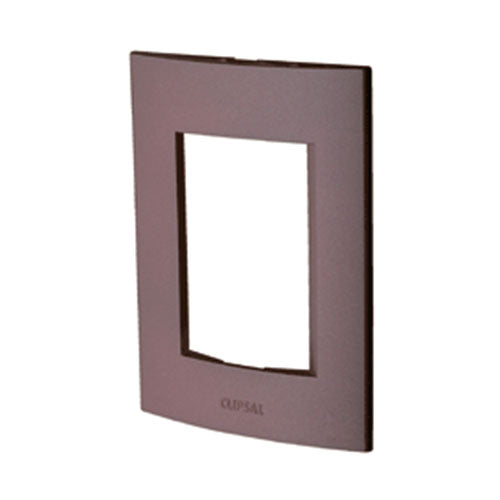Schneider Electric  S3000 Standard Vertical Cover Plate 100 X 50mm