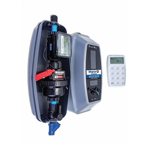 Metro Prepaid Water Meter - with Enclosure