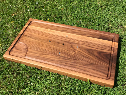 Walnut large carving board