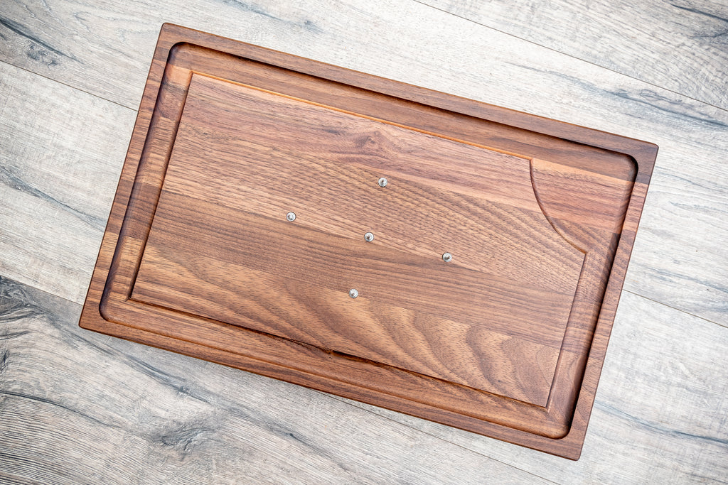 Reversible Spiked Carving Board