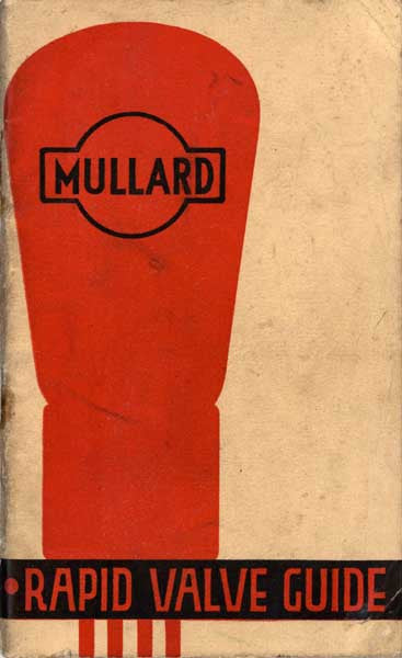 WHO WAS THIS MULLARD CHAP ANYWAY?