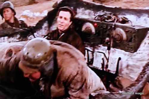 BATTLE OF THE BULGE - THAT WW2 FILM WITH ALL YANK TANKS!