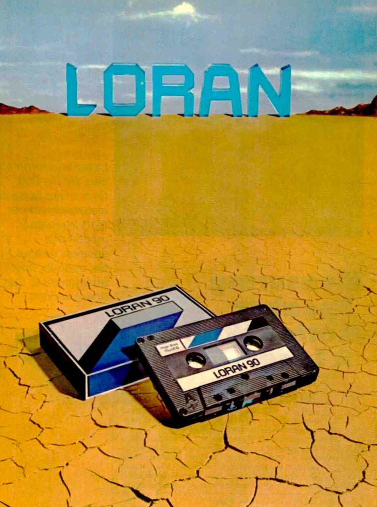 ADVANCED AND REVOLUTIONARY, THAT'S LORAN!