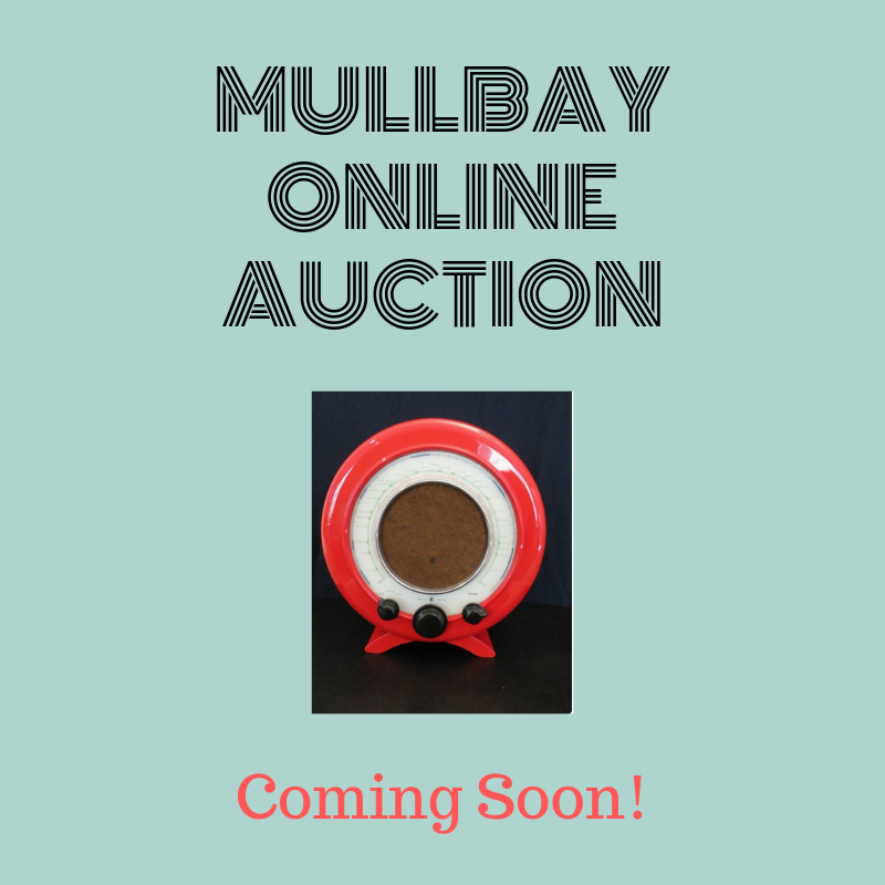 "Like EBAY but better - ""Mullbay"" the Mullard Magic Online Internet Auction Site Coming Soon!"