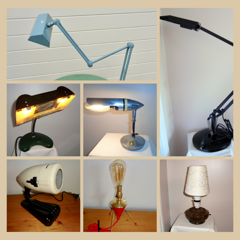 Mullard Antiques Vintage Lighting