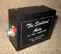 THE SEM SENTINEL AUTO  HF PRE -AMPLIFIER
