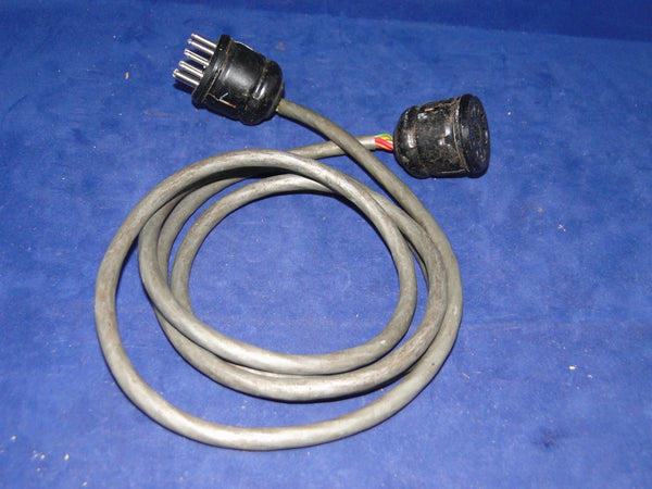 UMBILLICAL, CONNECTION LEAD, 1.5M  B11A PLUG TO B11A SOCKET