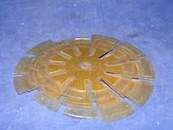 1930S, CELLULOID, COIL FORMER,.