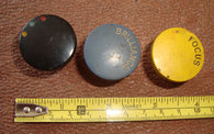 KNOBS FOR GEE INDICATOR 62A - MULLARD MAGIC - 1