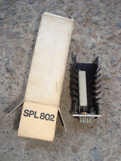 SPL802 = PL802T Transistorised TUBE VALVE Substitute for PL802 * NOS & BNIB * - MULLARD MAGIC - 1